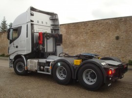 Hydraulic equipment for Iveco 6x4