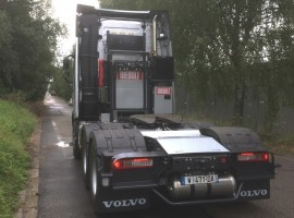 Hydraulic equipment for Volvo 6x4