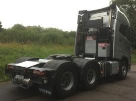 Hydraulik aufbau fur Volvo 6x4