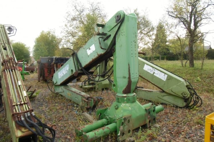 Secondhand crane Loglift 300S occasion