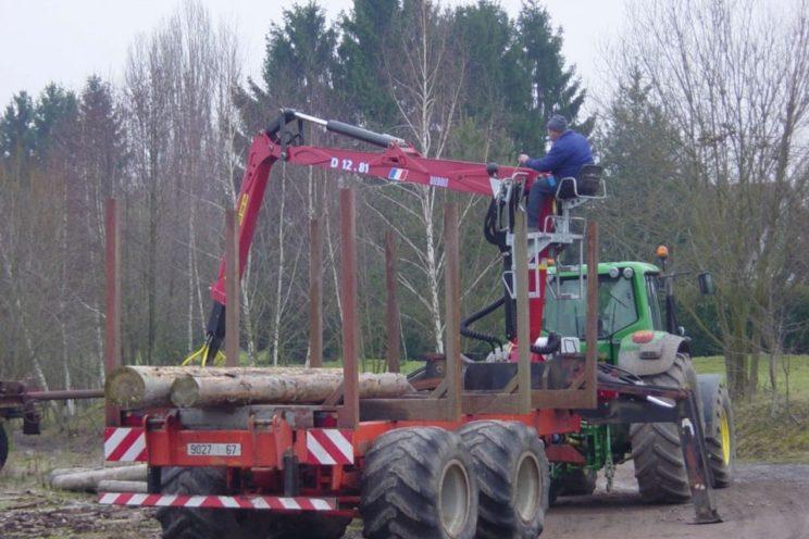 6 Tm Diebolt crane