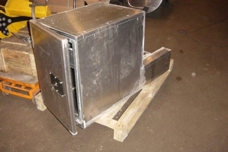 Tool box alu/steel